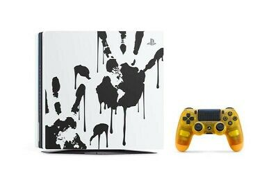 Death Strading Console Limited Edition Ps4 Pro 4K 1Tb G Esaurita Contattami