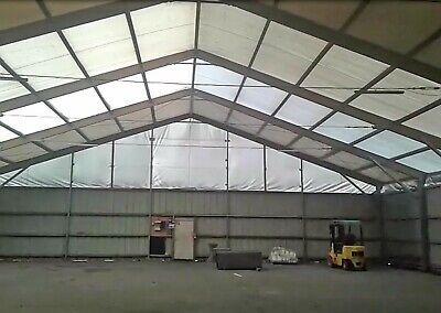 Zelthalle 20 x 40 m, Halle, Lager, Produktion, Hallen-Outlets, Container