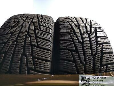 Pair of 2x 205/55R16 94H XL Nokia Nordman RS2 DOT 4518 Tyre Approx 8mm 520