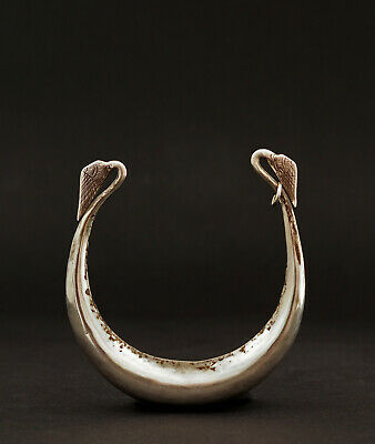 Antique silver jewellery, Hmong, Golden Triangle, Thailand, Laos, early 20th c.