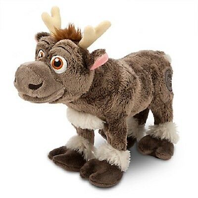 Original US Disney Frozen Sven Plush Toy Doll 11 inch, NWT!  SOLD OUT!