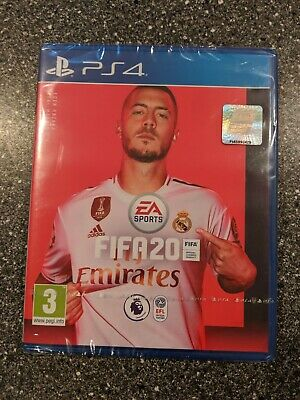 FIFA 20 for PS4 | Brand new - still sealed