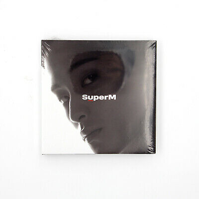 [SuperM] 1st Mini Album - SuperM - Mark Version / New, Sealed