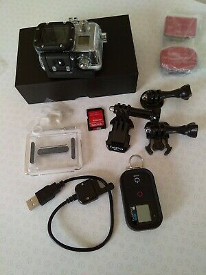 Gopro Hero 3 Black Edition  Camcorder Hd1080P/4K Sdhc Card Action Video Camera