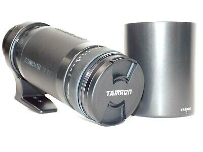 TAMRON AF LD 200-400mm 1:5.6 2.5m (8.2ft) LENS Clean HOOD For Minolta
