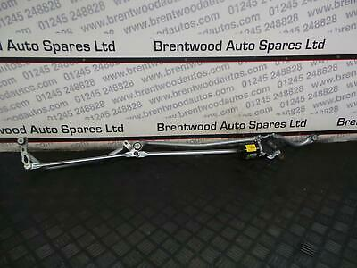 Citroen C3 2016 MK2 Front Wiper Motor and Linkage