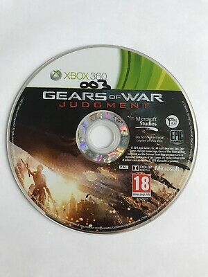 Gears Of War Judgement XBOX 360 Game Disc Only
