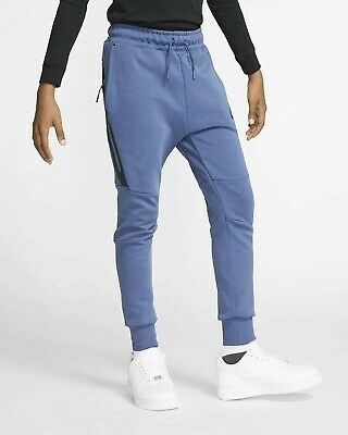 NIKE TECH FLEECE Kid'S (Boy's) JOGGER Trousers Size M 137-147 cm