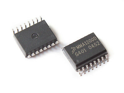 [2 pcs] Freescale Semiconductor MMA1200 Z-Axis accelorometer MMA1200D SOIC16 SMD