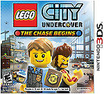 LEGO City Undercover: The Chase Begins Nintendo 3DSSealed