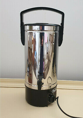 Hot water Urn Linda Stainless Steel - 8 Litre