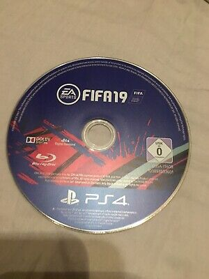 Fifa 19 - Game disc only for PS4 Playstation 4