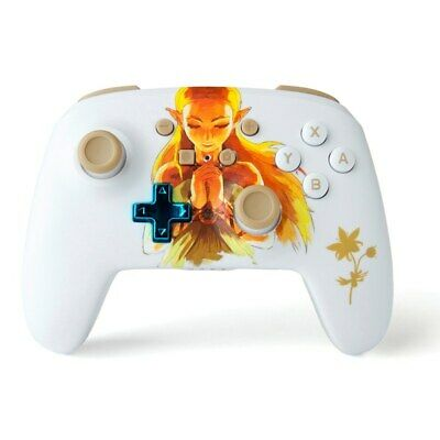 PowerA Enhanced Wireless Controller for Nintendo Switch - Princess Zelda Edition