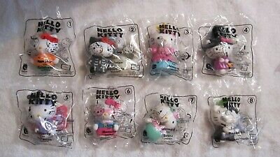mcdonalds 2019 complete set of 8 Hello Kitty