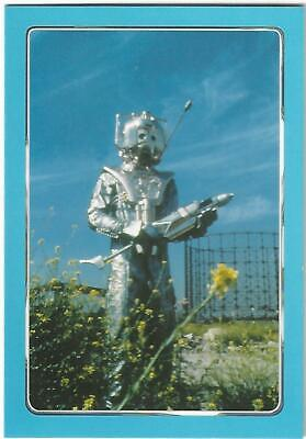 Doctor Who Series One Box Topper Post Card - Cyberman