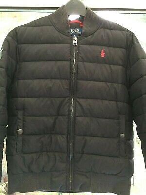 POLO Ralph Lauren Boys Quilted Jacket (Size M / Age 10 to 12)