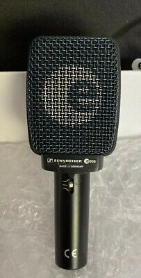 Sennheiser e 906 Dynamic Wired Professional Microphone for Guitar Amps