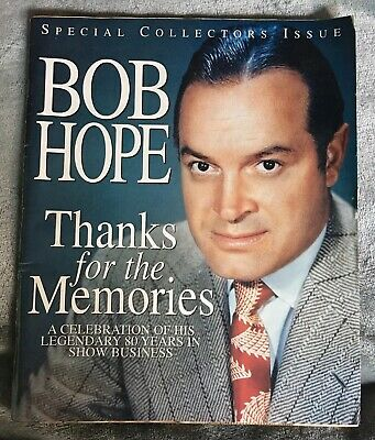 Bob hope thanks for the memories Special Collection Issue EXCELLENT CONDITION