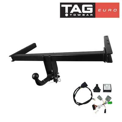 TAG Euro - Towbar Kit To Suit Mercedes-Benz E-Class S211 (2003 - 2009)