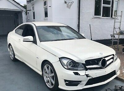 Mercedes C180 - C Class - Amg Sport - Coupe Facelift - Loaded - Automatic