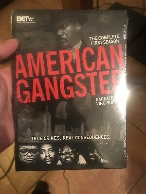 American Gangster - The Complete First Season (DVD, 2007)