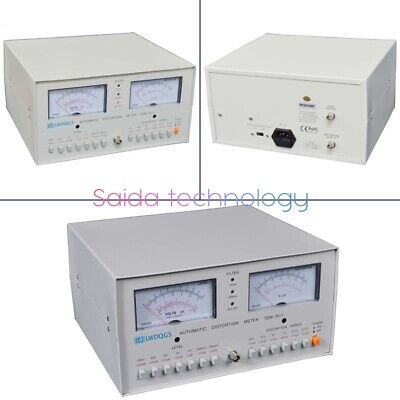 NEW Professional Tester TDM-1911 Automatic Distortion Meter Tester 0.01% - 30%