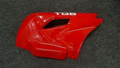 TGB R50X Lower cover- Red
