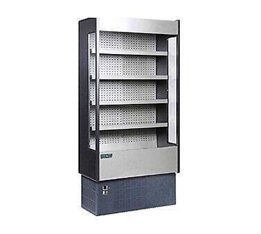 MVP Group KGH-OF-40-R Open Refrigerated Display Merchandiser