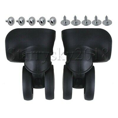 Travel Luggage Wheel Replacement Swivel Wheel Spare Caster for Suitcase