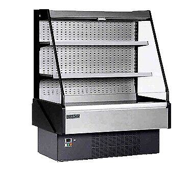 MVP Group KGL-OF-50-S Open Refrigerated Display Merchandiser