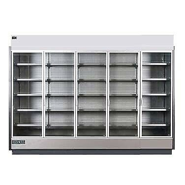 MVP Group KGV-MR-5-S Merchandiser Refrigerator