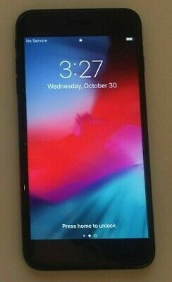 Apple Iphone 7 32GB A1660 AT&T Black Used Great Condition