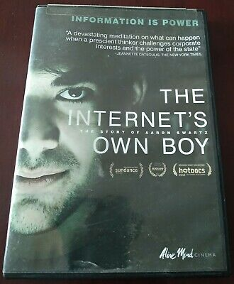 The Internet´s Own Boy Dvd Video Filmbuff Usado Buen Estado