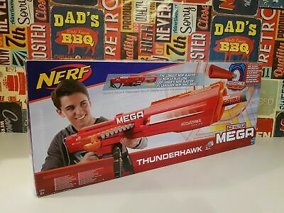 Nerf N-Strike Mega AccuStrike Series Thunderhawk - Brand New - Free UK Postage