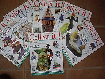 Six Nineties Collectic Magazines