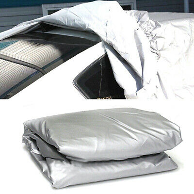 Universal Heavy Duty Size XXL Full Car Cover UV Protection Waterproof Breathable