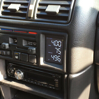"""CANchecked MFD28 - 2.8"""" Display Opel Vectra A"""