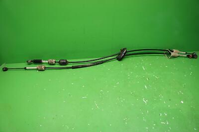 OPEL MOVANO FD 2.5D Gear Change Cable 2003 on 6 Speed MTM Firstline Quality New