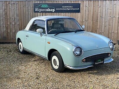 Low Mileage Pale Aqua 34,000 Miles Only