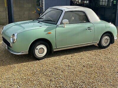 Nissan Figaro Project Car