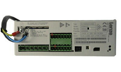 Lenze Evf 8202-E-V002 Frequency Converter with Rfi Filter