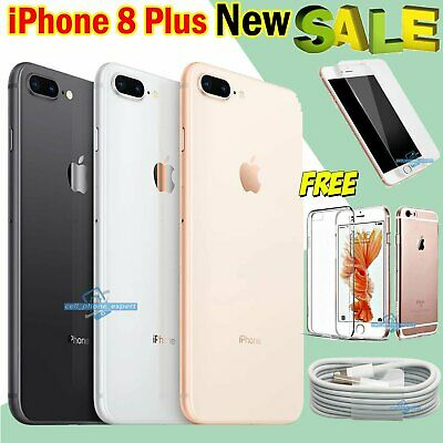 Apple iPhone 8 Plus New Unlocked Sim Free Smartphone Various Colours 64GB  256GB