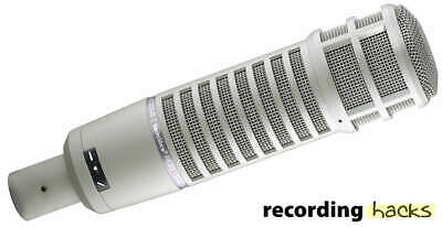 Electro Voice RE20 Dynamic Cardioid Broadcast Microphone - BRAND NEW