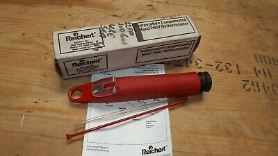 Coolant and battery tester.Boxed.Reichert,Duo check