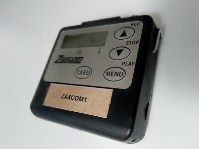 Zaxcom Zfr200 Audio Recorder