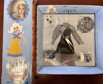 Integrity Poppy Parker COOL doll + Coco Puffs fashion FW19 Style Lab NEW
