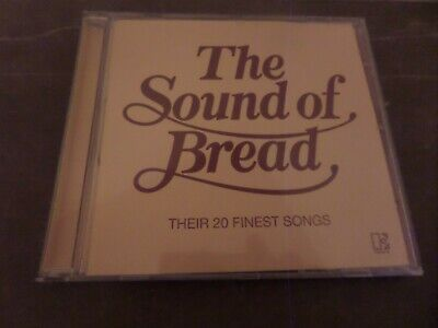 The Sound Of Bread- Their 20 Finest Songs (2006) Cd