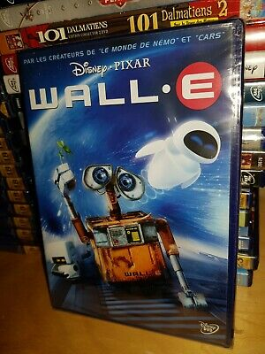 DVD disney Wall-e Neuf