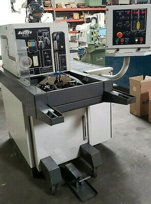 SUNNEN ML-3500 Fully Automatic Hone Honing Machine. Loaded with Tooling (2002)