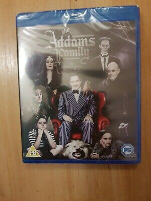 Blu-Ray   The Addams Family            Brand New Sealed